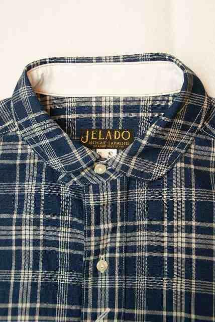 ジェラード『ローワーシャツ』