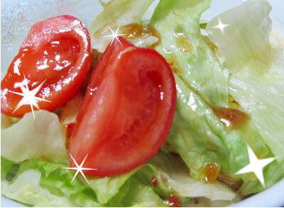 野菜にピッタリふらのドレッシング