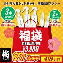 【送料無料!67%OFF】福袋 2021 除菌スプレー ボタニカルエイド99.9 日本製 ノンアルコ