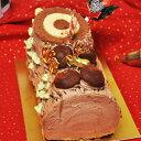 【2020年 予約受付中】クリスマスケーキ チョコケーキ 予約商品  2020年版クリスマスケーキ限定ノエル 【お取り寄せ チョコレート ロールケーキ スイーツ】 3