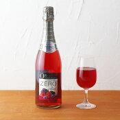 シードルZEROミックスベリー味◆ノンアルコールワイン◆