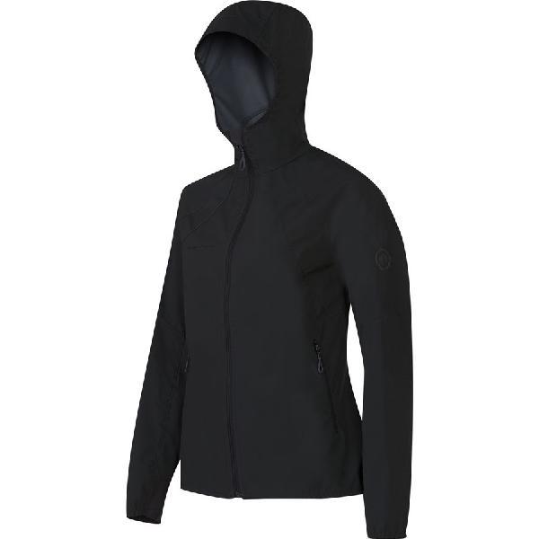 (取寄)マムート レディース アルティメット ライト SOフーデッド ジャケット Mammut Women Ultimate Light SO Hooded Jacket Graphite 【コンビニ受取対応商品】:スウィートラグ