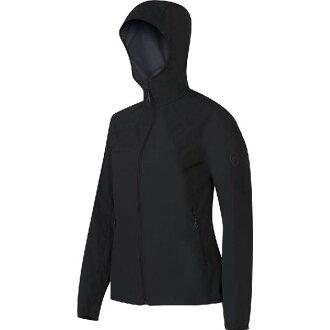 (Get CDN) 瑪莫特女性終極光所以連帽夾克瑪莫特婦女最終光所以連帽夾克石墨 02P01Oct16