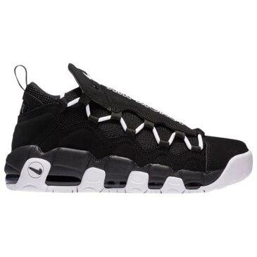 (取寄)ナイキ メンズ スニーカー エア モア マネー Nike Men's Air More Money Black White
