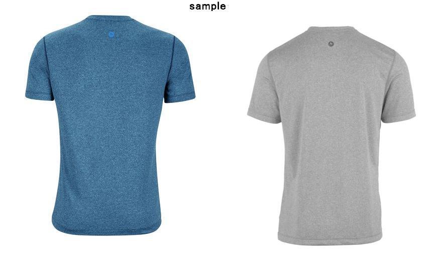 (取寄)マーモット メンズ コンベヤー Tシャツ Marmot Men's Conveyor T-Shirt Sienna Red Heather