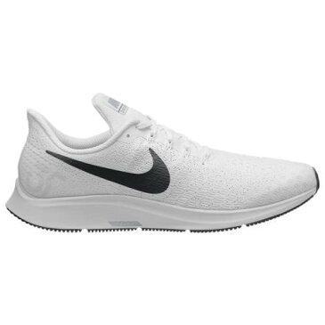 (取寄)ナイキ メンズ スニーカー ランニングシューズ エア ズーム ペガサス 35 Nike Men's Air Zoom Pegasus 35 White Black Pure Platinum Wolf Grey