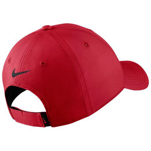 (取寄)ナイキ メンズ L91 テック カスタム ゴルフ キャップ Nike Men's L91 Tech Custom Golf Cap University Red Anthracite White