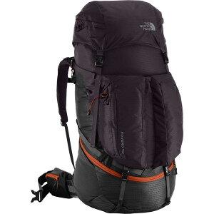 【クーポンで最大2000円OFF】(取寄)ノースフェイス レディース Fovero 70L バックパック The North Face Women Fovero 70L Backpack Galaxy Purple/Fire Brick Red