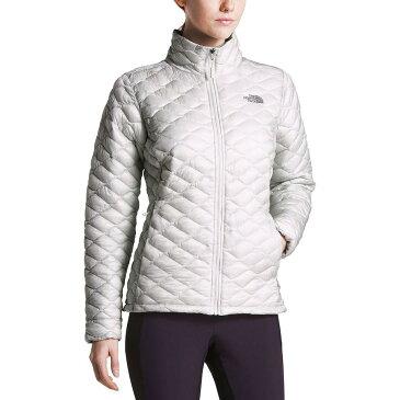 (取寄)ノースフェイス レディース ThermoBall インサレーテッド ジャケット The North Face Women ThermoBall Insulated Jacket Tin Grey