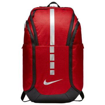 (取寄)ナイキ メンズ フープ エリート プロ バックパック Nike Hoops Elite Pro Backpack University Red Black Metallic Cool Grey