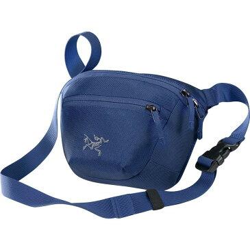 (取寄)アークテリクス マカ 1ウエストパック ウエストバッグ Arc'teryx Men's Maka 1 Waistpack Olympus Blue