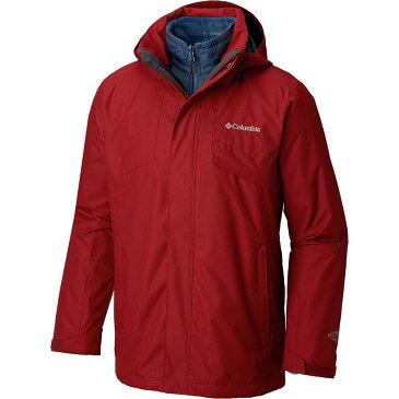 【クーポンで最大2000円OFF】(取寄)コロンビア メンズ バガブー 2 インターチェンジ ジャケット Columbia Men's Bugaboo II Interchange Jacket Red Element