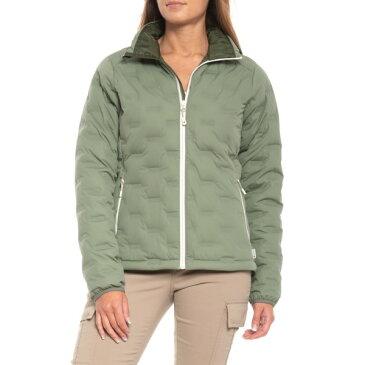 (取寄)マウンテンハードウェア レディース ストレッチダウン DS ダウン ジャケット Mountain Hardwear Women StretchDown DS Down Jacket Green Fade