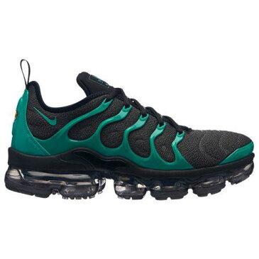 (取寄)ナイキ メンズ エア ヴェイパーマックス プラス Nike Men's Air Vapormax Plus Black Clear Emerald Cool Grey Dark Grey