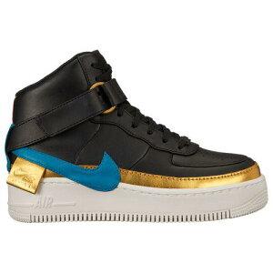 6120f56c2f500 (取寄)ナイキ レディース エア フォース 1 ジェスター ハイ XX Nike Women's Air Force 1 Jester Hi XX  Black Blustery D... □商品詳細□ブランドNIKE ナイキ□商品 ...