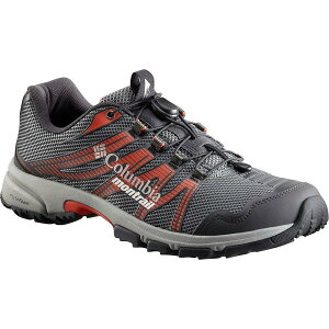 (取寄)コロンビア メンズ マウンテン マソヒスト 4 ハイキングシューズ Columbia Men's Mountain Masochist IV Hiking Shoe Ti Grey Steel/Hot Pepper