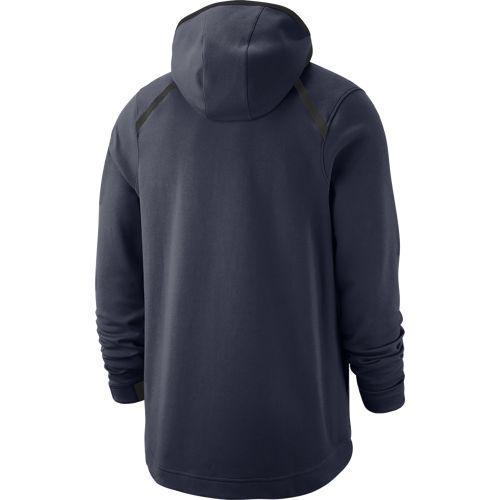 【クーポンで最大2000円OFF】(取寄)ナイキ メンズ カレッジ ショータイム フルジップ フーディ ユーコン ハスキーズ Nike Men's College Showtime Full-Zip Hoodie ユーコン ハスキーズ College Navy