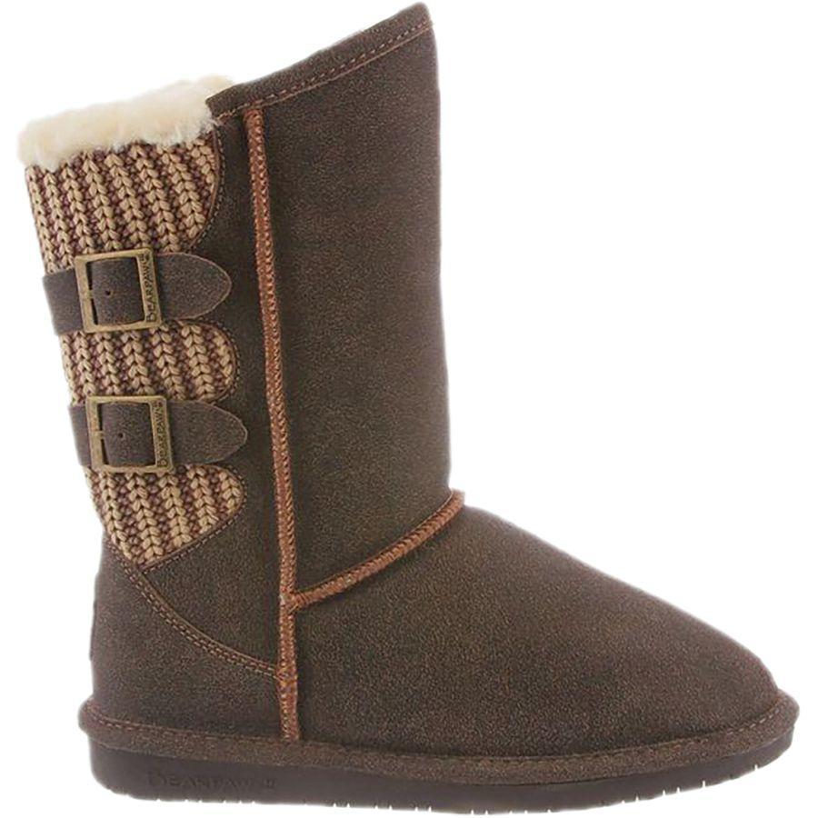(取寄)ベアパウ レディース Boshie ブーツ Bearpaw Women Boshie Boot Hickory