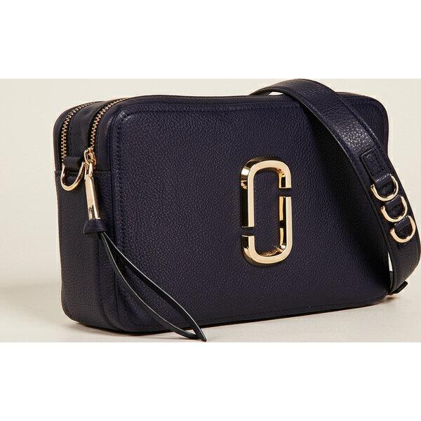 (取寄)マークジェイコブス ザ ソフトショット 27 バッグ Marc Jacobs The Softshot 27 Bag Navy