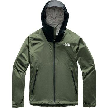 (取寄)ノースフェイス メンズ オールプルーフ ストレッチ ジャケット The North Face Men's Allproof Stretch Jacket New Taupe Green/Tnf Black