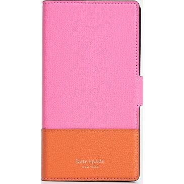 【エントリーでポイント10倍】(取寄)ケイトスペード シルビア マグネティック フォリオ アイフォン ケース Kate Spade New York Sylvia Magnetic Folio iPhone Case Multi