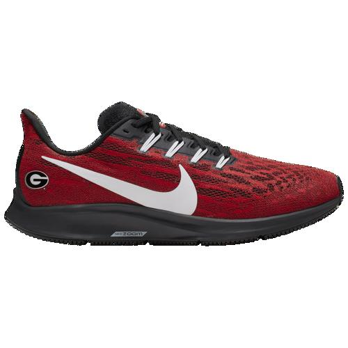 シューズ, メンズシューズ () 36 NCAA Nike Mens Air Zoom Pegasus 36 NCAA University Red White Black