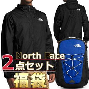 ノースフェイス 福袋 リュック ジャケット セール メンズセット USAモデル THE North Face 送料無料 ブランド 福袋 2021 売れ筋 お得なバッグパック ジャケットの2点セット 取寄
