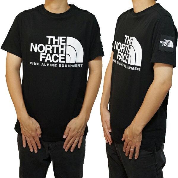 ノースフェイスメンズ半袖TシャツアルパインロゴTシャツTheNorthFaceMen'sAlpineLogoT-ShirtTNF