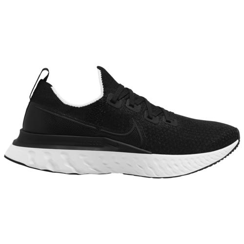 シューズ, メンズシューズ () Nike Mens Shoes React Infinity Run Flyknit Black White