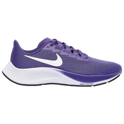 シューズ, レディースシューズ () 37 Nike Womens Shoes Air Zoom Pegasus 37 Court Purple White Black