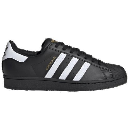 メンズ靴, スニーカー () Mens adidas Originals Superstar Black White Black