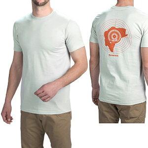 シムス Tシャツ メンズ バス ハンター 半袖Tシャツ SIMMS Bass Hunter S/S T-Shirt