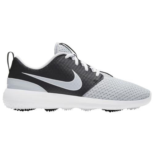シューズ, レディースシューズ () G Nike Womens Shoes Roshe G Golf Shoe Pure Platinum Black White