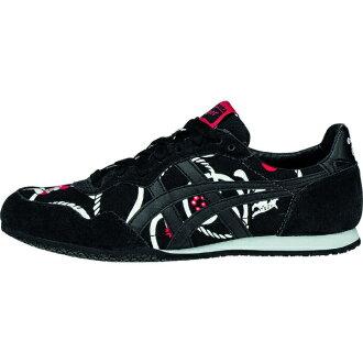 (Get CDN) Asic 女性鬼塚虎塞拉諾馬赫鞋 Asics 鬼塚虎婦女塞拉諾馬庫莫鞋 Karamari/暈染