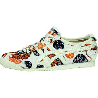 (Get CDN) Asic 女性鬼塚虎墨西哥 66 馬赫鞋 Asics 婦女鬼塚虎墨西哥 66 馬庫莫鞋 Tora/Yamabuki 02P05Nov16