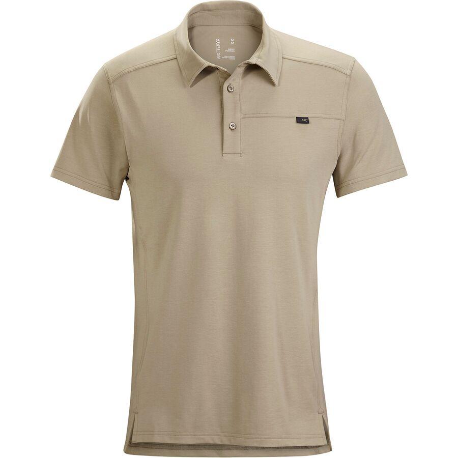 トップス, ポロシャツ () - Arcteryx Captive Short-Sleeve Polo Shirt - Mens Esoteric