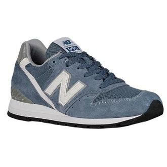 (索取)新平衡人996 New balance Men's 996 Blue Silver