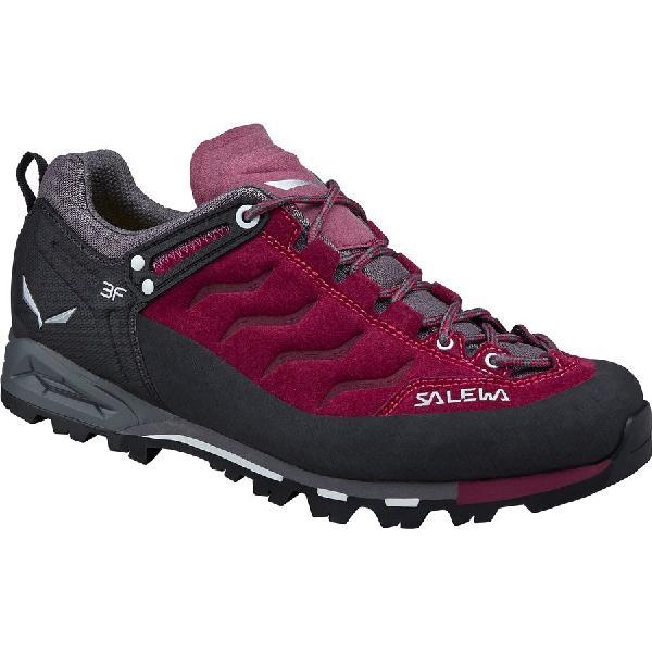 (取寄)サレワ レディース マウンテン トレーナー  ハイキングシューズ Salewa Women Mountain Trainer Hiking Shoe Red Onion/Quiet Shade 【コンビニ受取対応商品】:スウィートラグ