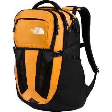 (取寄)ノースフェイス リーコン 30L バックパック The North Face Recon 30L Backpack Summit Gold Ripstop/TNF Black