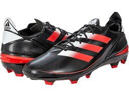 (取寄)アディダス ユニセックス ファーム グランド サッカー クリーツ adidas Unisex Gamemode Firm Ground Soccer Cleats Black/White/Red