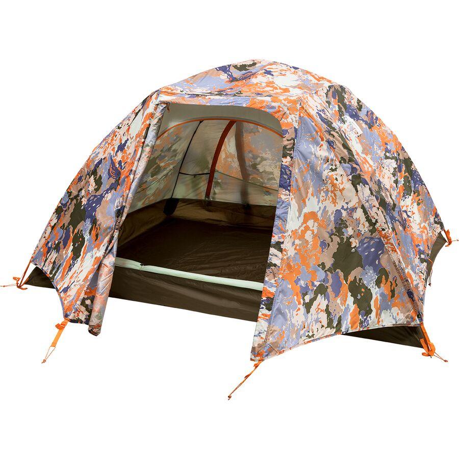 テント・タープ, テント () 2 2 3 The North Face Homestead Roomy 2 Tent: 2-Person 3-Season Sweet Lavender Cloud Camo PrintNew Taupe Green