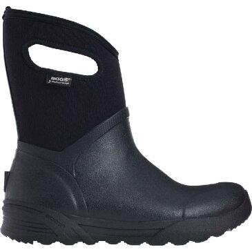 (取寄)ボグス メンズ ボーズマン ミッド ブーツ Bogs Men's Bozeman Mid Boot Black