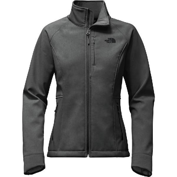 (取寄)ノースフェイス レディース アペックス バイオニック 2 ソフトシェル ジャケット The North Face Women Apex Bionic 2 Softshell Jacket Tnf Dark Grey Heather:スウィートラグ