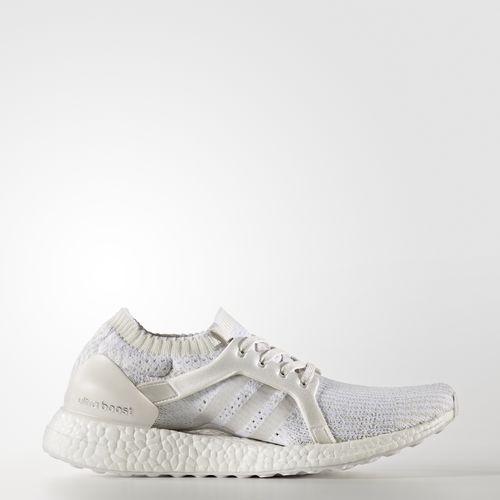 (取寄)アディダス レディース ウルトラブースト X  ランニングシューズ adidas Women UltraBOOST X Shoes Running White Ftw  /  Pearl Grey:スウィートラグ
