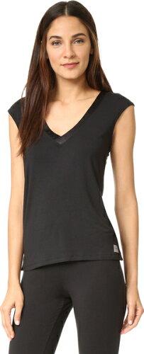 (取寄)Calvin Klein Underwear Women's Essentials Satin Cap Sleeve Top カルバンクライン アンダ...
