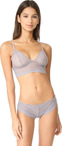 (取寄)Calvin Klein Underwear Women's Ombre Triangle Unlined Bra カルバンクライン アンダーウ...