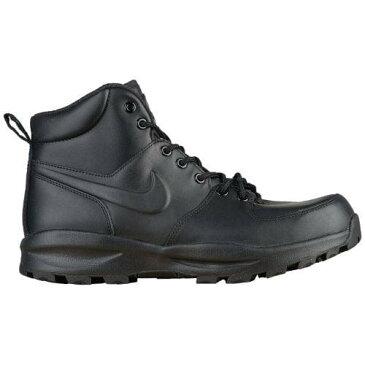 (取寄)Nike ナイキ メンズ マノア ブーツ Nike Men's Manoa Black Black Black