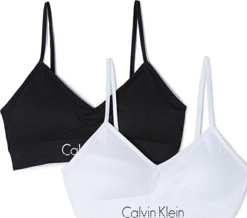 (取寄)Calvin Klein Underwear Women's Horizon Bralette 2 Pack カルバンクライン アンダーウェア...