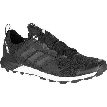 (取寄)アディダス メンズ アウトドア テレックス アグラヴィック スピード トレイル ランニングシューズ Adidas Men's Outdoor Terrex Agravic Speed Trail Running Shoe Black/Black/White
