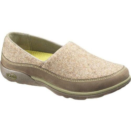 (取寄)チャコ レディース スローン シューズ Chaco Women Sloan Shoe Sandstone Citron
